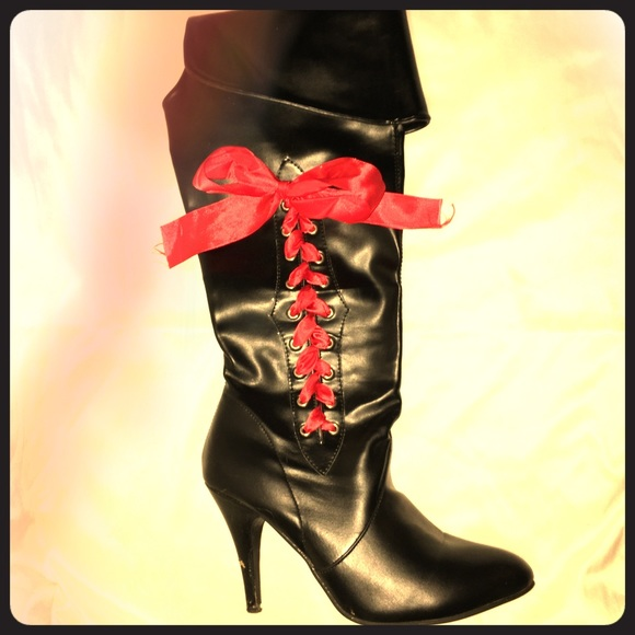 Ellie Shoes - Women's pirate boot